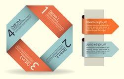 Elementos del Web site Imagen de archivo libre de regalías