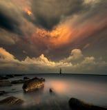 Elementos do mar fotos de stock