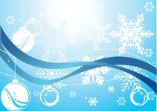 Elementos do Natal ilustração royalty free