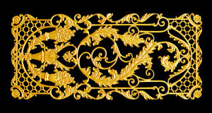 Elementos do ornamento, Imagem de Stock Royalty Free