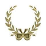 Elementos do ornamento, designs florais do vintage no branco Fotos de Stock