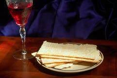 Elementos do Passover fotos de stock royalty free