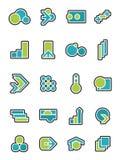Elementos do projeto Foto de Stock Royalty Free