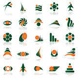 Elementos do projeto do vetor Imagem de Stock Royalty Free