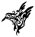 Elementos do projeto: pássaro Imagens de Stock