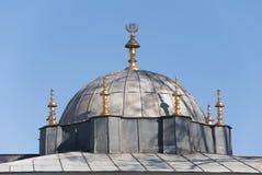 Elementos do telhado do palácio de Topkapi Fotos de Stock