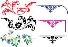 Elementos do vetor Imagens de Stock Royalty Free