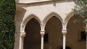 Elementos espanhóis da arquitetura Fotos de Stock