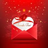 Elementos felices del día de tarjetas del día de San Valentín y del diseño del weeding Fotos de archivo libres de regalías