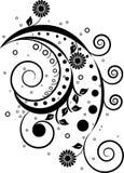 Elementos florales para el diseño,   Fotografía de archivo libre de regalías