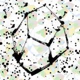 Elementos geométricos de moda Vector Aislado Fotografía de archivo