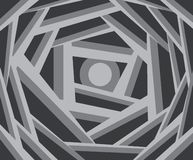 Elementos grises extra?os Fondo impresionante libre illustration