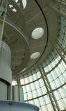 Elementos interiores futuristas modernos Fotos de Stock