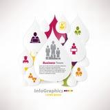 Elementos modernos del vector para el infographics libre illustration