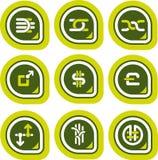 Elementos P. 11d del diseño Imagen de archivo libre de regalías