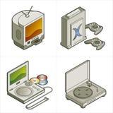 Elementos P. 15b del diseño Fotografía de archivo libre de regalías