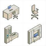 Elementos P. 16d del diseño Fotografía de archivo libre de regalías