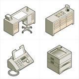 Elementos p.17b del diseño Foto de archivo libre de regalías