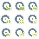 Elementos p.22c del diseño Fotos de archivo libres de regalías