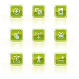 Elementos p.42b del diseño Imagen de archivo libre de regalías