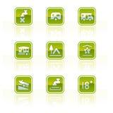 Elementos p.42d del diseño Fotografía de archivo libre de regalías