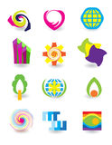Elementos para el diseño Fotos de archivo libres de regalías