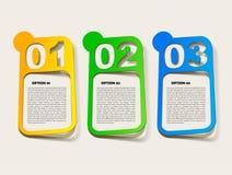 Elementos realistas del diseño Imagen de archivo libre de regalías