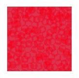 Elementos románticos felices del diseño del día de tarjetas del día de San Valentín Imagenes de archivo