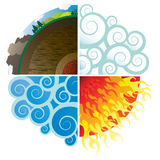 The Elements Stock Photography