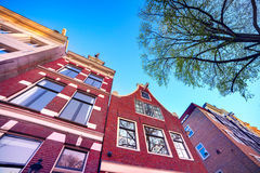 Elements of authentic Dutch architecture Royalty Free Stock Photos
