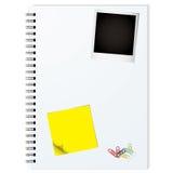 Elements binder Stock Images