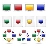 Elements for business Stock Photo