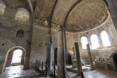 Elements of church architecture place of burial of St. Nicholas. In Demre, Turkey Stock Images