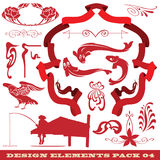 Elements for design Stock Image