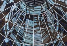 Elements of the dome of the Reichstag, the architecture. Of Berlin royalty free stock images