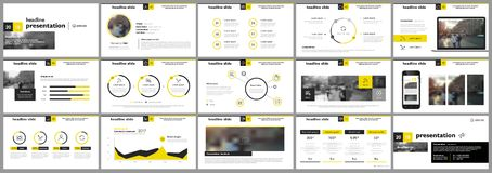 Free Elements For Presentation Templates. Royalty Free Stock Photos - 99543478