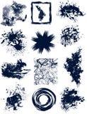 Elements grunge  Stock Image