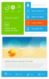 Elements of infographics Stock Photo