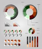 Elements of infographics. Eps 10 Stock Photos