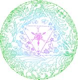 Elements Mandala Stock Photography