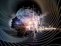 Elements of the Mind Royalty Free Stock Images