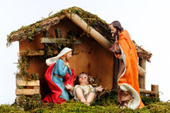Elements Nativity Royalty Free Stock Image