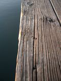 Elements of Nature. Original image of wood and water Royalty Free Stock Images