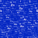 Elements Repeating Background Stock Photo