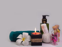 Elements Spa en wellness stock afbeeldingen