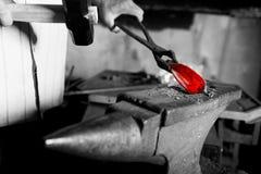elementu dekoracyjny żelazo fotografia stock