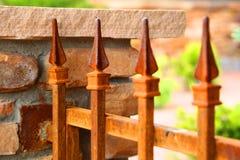 elementu fechtunka żelaza metal dokonany Zdjęcie Stock