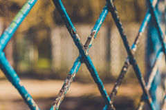 elementu fechtunka żelaza metal dokonany Ograniczenie wolność Fotografia Royalty Free