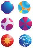 elementu loga sfera Zdjęcie Royalty Free