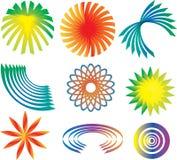 elementu logo Obrazy Royalty Free
